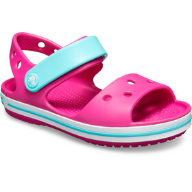 Crocs Crocband Sandals Kids Candy Pink/Pool